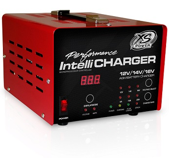 XS Power Battery Charger